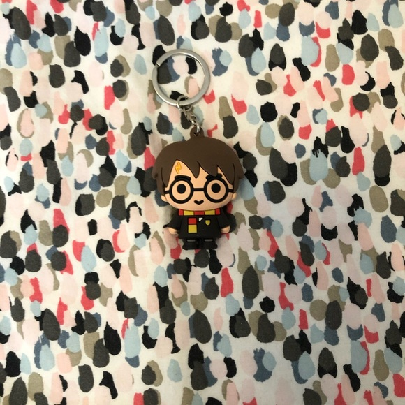 Accessories - 2/8$ Harry Potter keychain !!